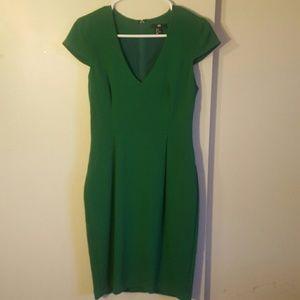 H&M  | Green Dress